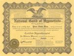 certified hypnotherapist training in Maryland