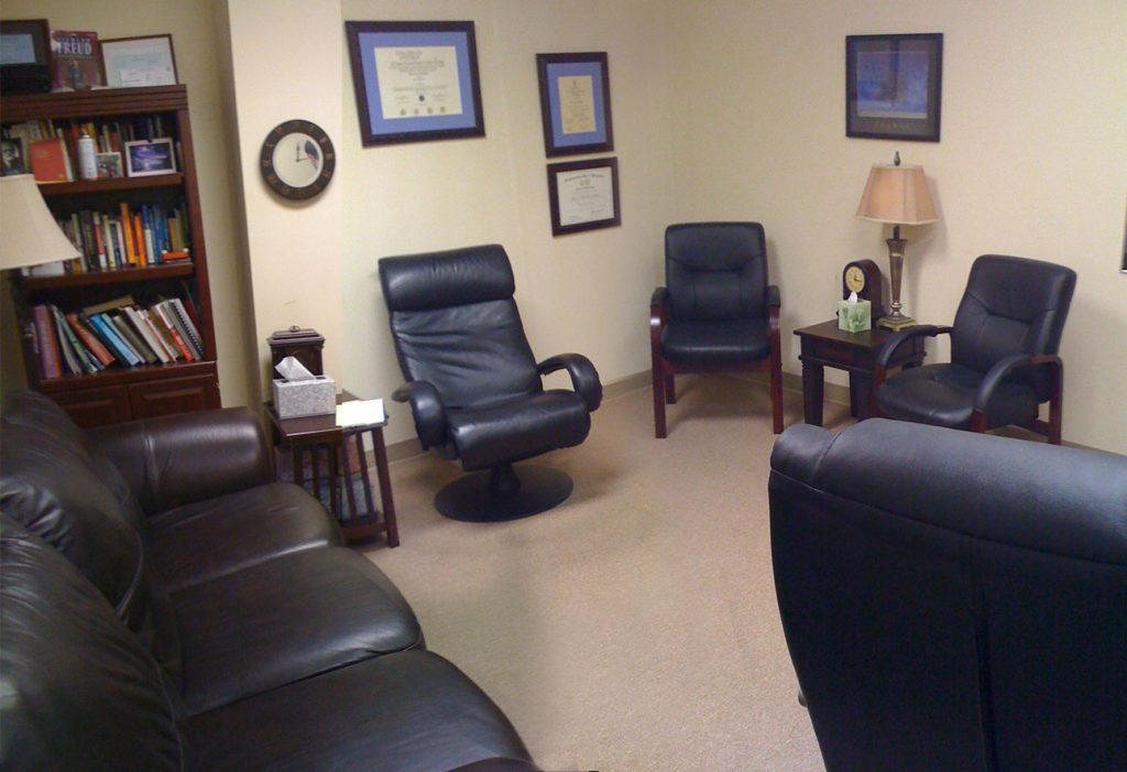 Alexandria Virginia Hypnotherapy Office